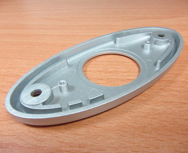 Product: Die Casting Parts, Material: Aluminum Alloy