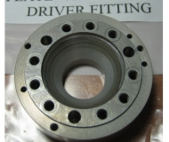 Valve Array Driver Fitting Plate