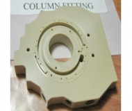 Column Fitting Plate