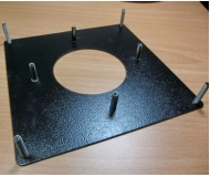 Trackball Adapter Mouting Plate