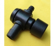 Plastic Valves T-connector
